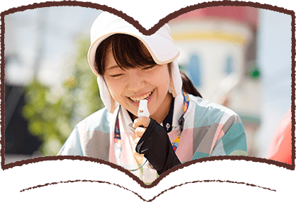 福岡県久留米市こくぶ幼稚園で働く先生の写真2