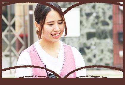 福岡県久留米市こくぶ幼稚園で働く先生の写真3