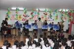 西日本短期大学付属高校の吹奏楽の写真