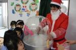 サンタさんがやってきた!の写真