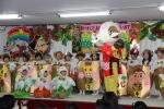 幼稚園の発表会の写真