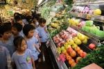 ハローデイ(スーパーマーケット)体験の写真