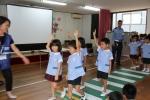 交通安全教室の写真