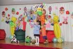 バルーンアートショーの写真