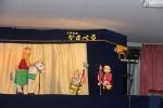 カスペル人形劇団「孫悟空」上演の写真