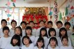3月の幼稚園の写真