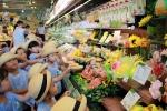 スーパーマーケット体験の写真