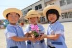 花育活動の写真